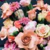 floral elegance vase arrangement