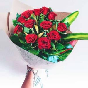 Divine Online Rose Bouquet