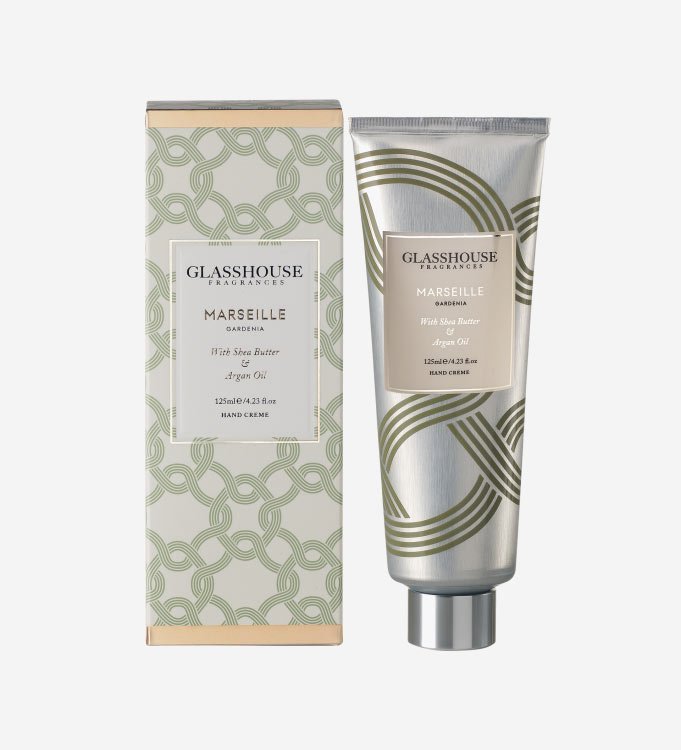 glasshouse fragrances hand creme marseille gardenia 1 - Shop for flowers online