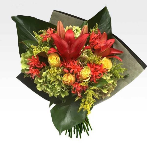 Fire flame Bouquet