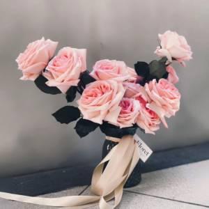 Pink Perfection Vase Arrangement